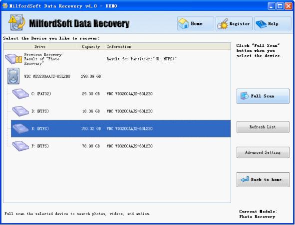 Easily recover the deleted files with easeus software trionds.