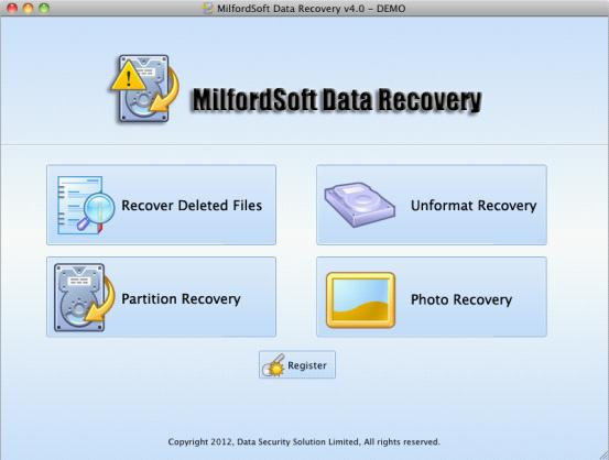 data recovery software mac os